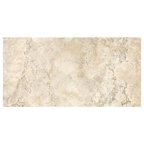 Scavo White Porcelain Floor Tile - 12 x 24 in.