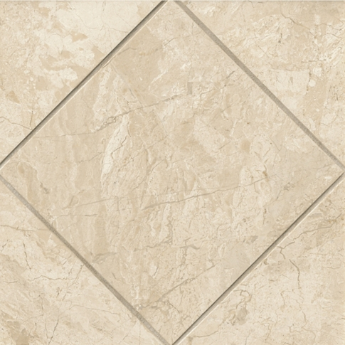 Cappuccino Polished Marble Floor Tile 12 X 12 In The Tile Shop