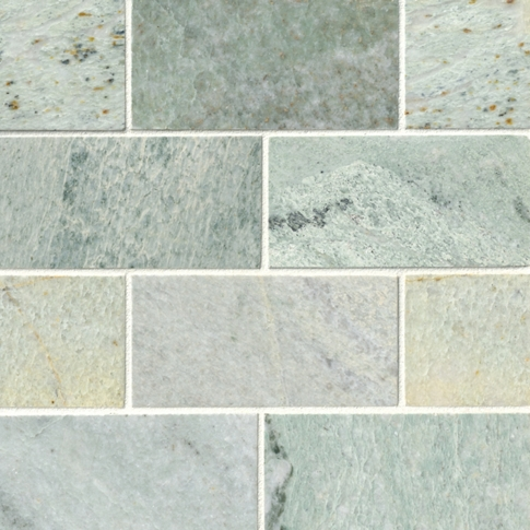 Biltmore Polished Marble Subway Tile - 3 x 6 in.