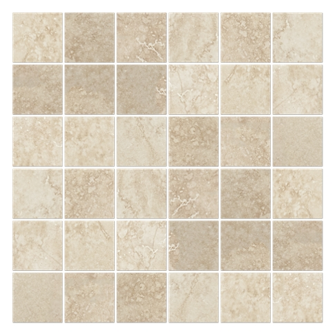 Formentera Porcelain Mosaic Tile - 2 x 2 in.